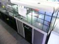 Aquarium avec meuble MODERNE 300l